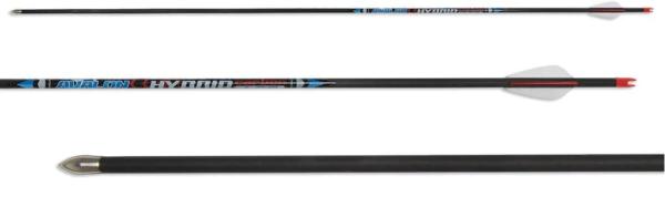 Стрела лучная карбоновая 28 Avalon Hybrid 900