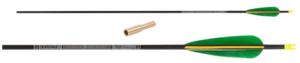 Стрела лучная карбоновая 33 Skylon Ebony 500 (натуральное перо) min