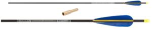 Стрела лучная карбоновая 33 Skylon Ebony 600 (натуральное перо) min