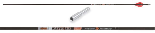 Стрела лучная карбоновая 33″ Skylon Instec 500