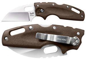 Купить нож Cold Steel модель 20LTF Tuff Lite Plain Edge Dark Earth в Москве