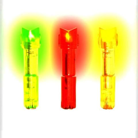 Хвостовик для арбалетной стрелы Carbon Express Lighted Nock