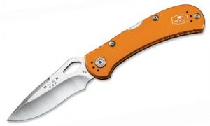 Купить нож BUCK модель 0722ORS1 SpitFire Orange дешево в Москве с доставкой