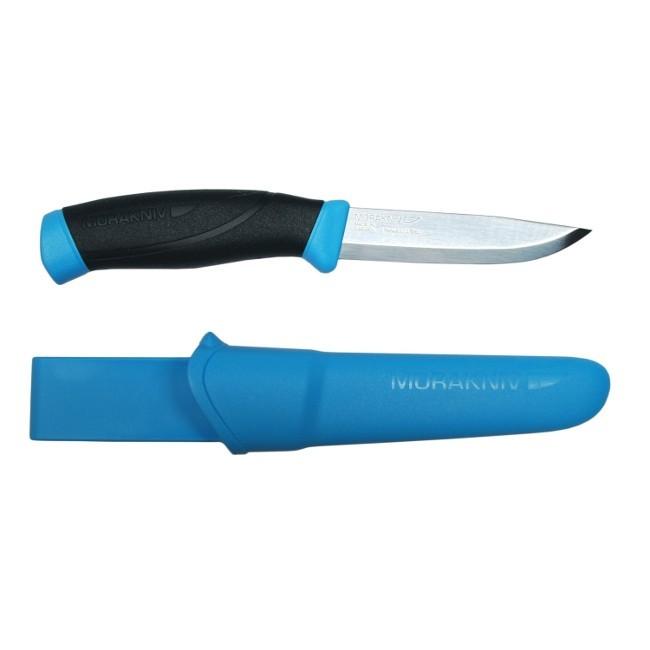 Купить нож Morakniv Companion Blue, нержавеющая сталь, арт. 12159 по лучшей цене