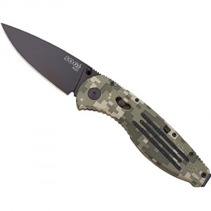Купить нож SOG, модель AE-06 Aegis Digi Camo по низкой цене