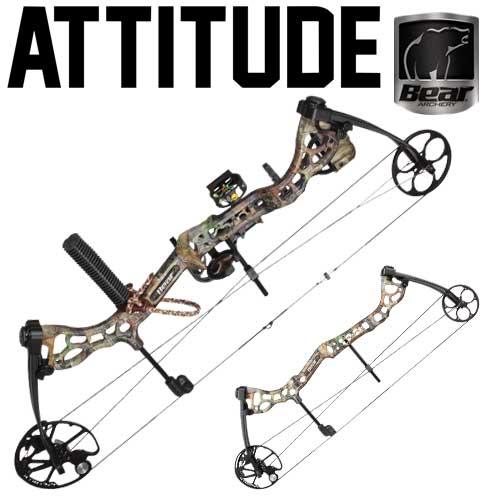 Лук блочный Attitude