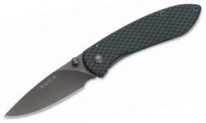 Купить нож BUCK модель 0327CFS Nobelman Carbon недорого в Москве с доставкой