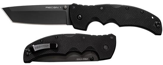 Нож складной Cold Steel Recon 1 Tanto 27TLT