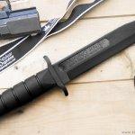 Купить тренировочный нож Cold Steel модель 92R39LSF Leatherneck SF дешево