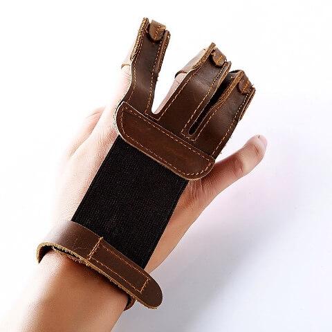 Перчатки для традиционных луков