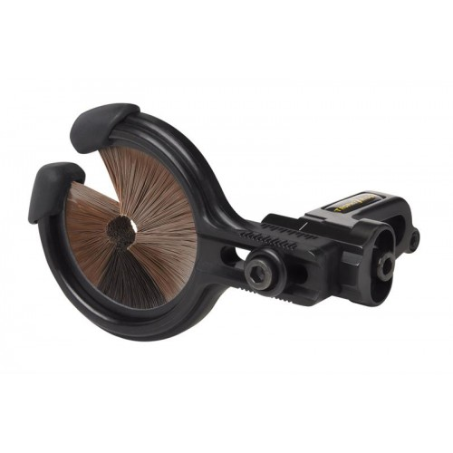 Полочка для блочного лука Whisker Biscuit Power Shot Black