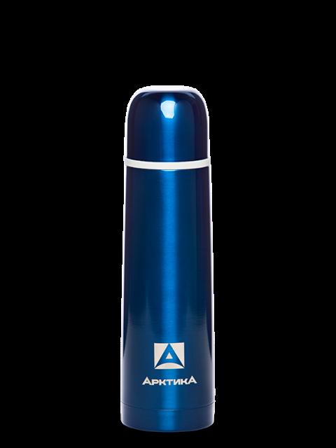 Термос для напитков Арктика 102-500 (синий)
