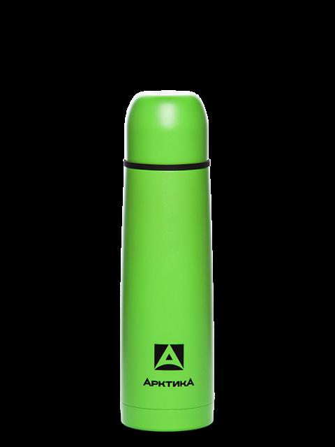 Термос для напитков Арктика 102-500П (зелёный)