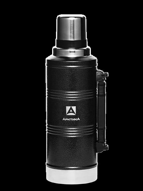 Термос для напитков Арктика 106-2200Р (чёрный)