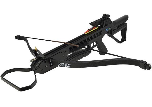 Арбалет Man-Kung MK-XB21 (Чёрный)