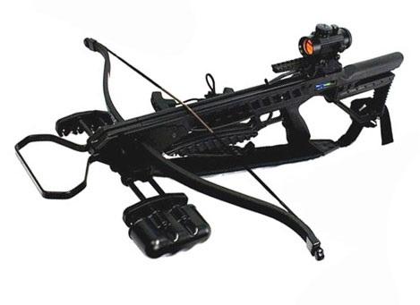 Арбалет Man-Kung MK-XB21 PKG (Чёрный)