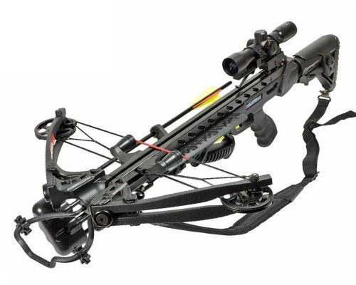 Арбалет Man-Kung MK-XB56 PKG (Чёрный)