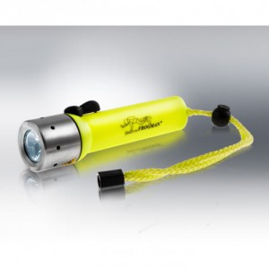 Светодиодный фонарь для дайвинга Led Lenser D7
