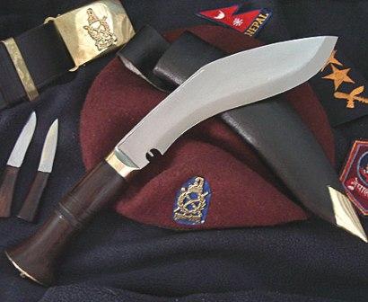 Кукри 9 дюймов Nepal Police (Security)