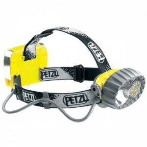 Светодиодный налобный фонарь Petzl DUO LED 14