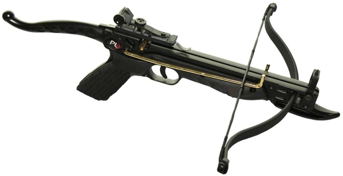 Арбалет-пистолет Interloper Скаут (Черный)