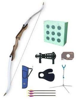 Лук классический SF Archery Optimo с набором аксессуаров Professional