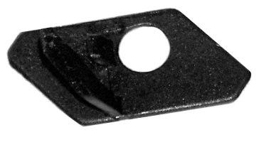 Полочка для классического лука (черная)
