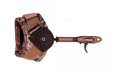 Релиз для блочного лука Cobra Archery E-Z Adjust ProCaliper
