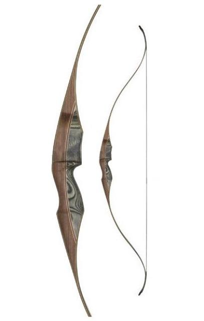 Лук традиционный White Feather Lapwing